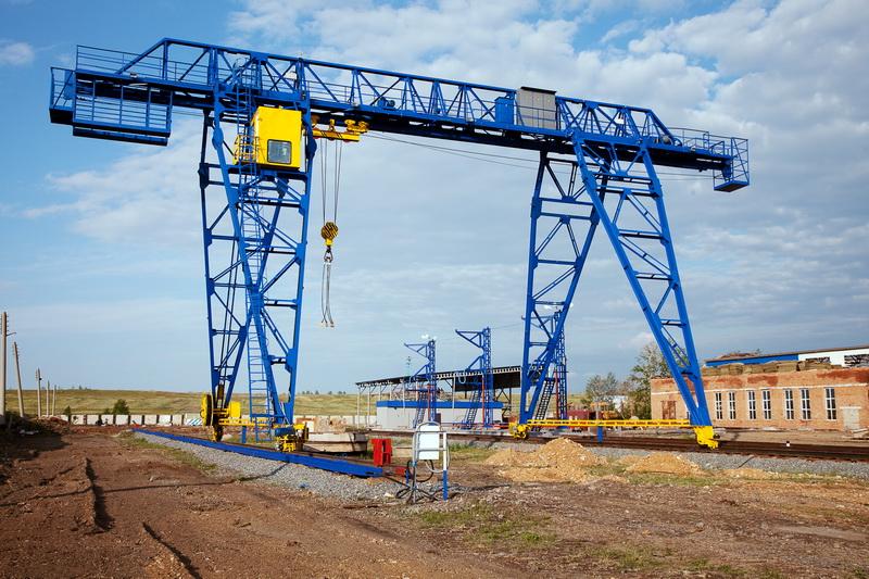 portal crane modernization